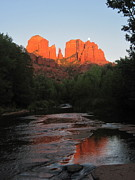  Cathedral Rock Prints - Sedona Memory Print by Sandy Tracey