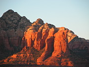"""norm Holmberg"" Photos - Sedona Sunset by Norm Holmberg"