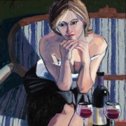 Cakebread Art - Seduction by Christopher Mize