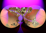 Champagne Glasses Photos - Seduction by Irma BACKELANT GALLERIES