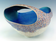 Landscapes Ceramics - Seen On A Dive by Gary Frederick Brown