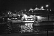Chuck Kuhn - Seine Paris Night