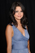 Selena Gomez Framed Prints - Selena Gomez At Arrivals For Monte Framed Print by Everett