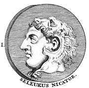 4th Prints - SELEUCUS I (c354-281 B.C.) Print by Granger