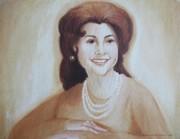 Suzanne  Marie Leclair - Self Portrait 1962