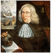 Early Painting Prints - Self-Portrait Print by Captian Thomas Smith