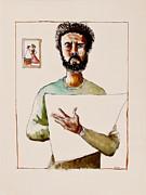 Clarence Major - Self Portrait