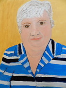 Pamela  Meredith - Self Portrait