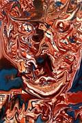 Self Portrait Print by Robert Haigh
