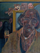 Wendell Upchurch - Self Portrait with Mona...