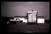 Toy Shop Prints - Self Service- Winnsboro Road- La Hwy 15 Print by Doug  Duffey