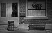 Window Bench Photos - Selkirk Hotel  by Jerry Cordeiro