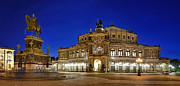 Travel Images Worldwide - Semper Opera Dresden