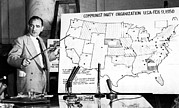 Chart Photos - Sen. Joseph Mccarthy At Mccarthy by Everett
