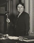 Senator Hattie W. Caraway, Democrat Print by Everett