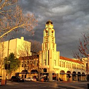 Clouds Art - Senator Theater Chico Ca by Darice Machel McGuire