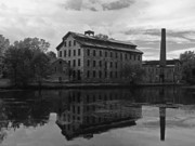 Finger Lakes Photo Originals - Seneca Knitting Mills by Joseph Gillette