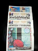 Marlene Burns - Sept 2011 newspaper covers