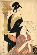Kimonos Photos - September 1799 by Padre Art