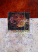 Burnt Originals - September Rose by Ann Powell