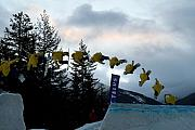 Snow Board Prints - Sequence  of a snowboarder at the Telus snowboard festival Whistler 2010 Print by Pierre Leclerc