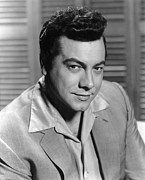 1950s Portraits Photo Metal Prints - Serenade, Mario Lanza, 1956 Metal Print by Everett