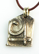 Science Fiction Jewelry - Serendipity Amulet by Esprit Mystique