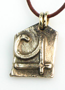 Science Fiction Jewelry - Serendipity Amulet by Virginia Vivier