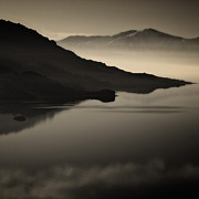 Duotone Photos - Serene Waters by Utah Images