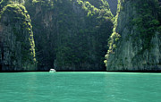 Phuket Prints - Serenity Print by Bob Christopher
