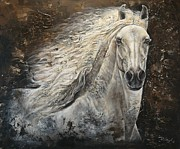 Paula Collewijn -  The Art of Horses - Serenity