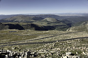 Mount Evans Framed Prints - Serpentine Framed Print by David Bearden