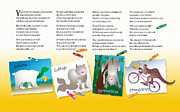 Children Stories Drawings - Set Your Imagination Free by Gene Rosner