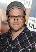 Seth Prints - Seth Rogan At Arrivals For How Do You Print by Everett