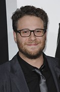 Seth Prints - Seth Rogen At Arrivals For The Green Print by Everett