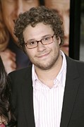 Arclight Hollywood Cinerama Dome Prints - Seth Rogen At Arrivals For You, Me And Print by Everett