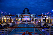 Pool Prints - Setting Sail Print by Metro DC Photography