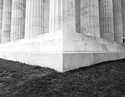 Lincoln Photo Originals - Seven Columns by Jan Faul