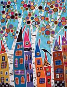 Karla Gerard - Seven Houses Three Trees...
