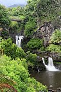 Hana Photos - Seven pools Hana by Pierre Leclerc