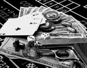 Gambling Originals - Seven with a Bullet by Mike Cavanaugh