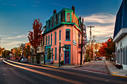 Sewickley . Framed Prints - Sewickley 1  Framed Print by Emmanuel Panagiotakis