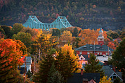 Sewickley . Framed Prints - Sewickley 6 Framed Print by Emmanuel Panagiotakis