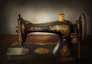 Tailor Photos - Sewing - Sing a song by Mike Savad
