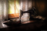 Singer Photos - Sewing Machine -  Singer II  by Mike Savad