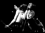 Sex Photo Prints - Sex Pistols John and Sid 1978 Print by Chris Walter