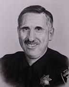 Sgt. Weaver Print by Patrick Entenmann