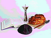 Spice Box Photos - Shabbos by Larry Oskin