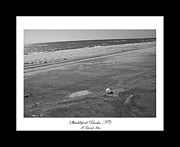 Ocean Shore Framed Prints - Shackleford Banks A Grand Idea Framed Print by Betsy A Cutler East Coast Barrier Islands