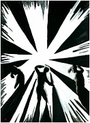 Shield Originals - Shadow and Light by Jason  Donaire